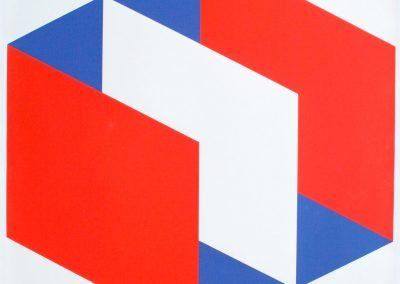 Bob Bonies - Compo rood/wit/bl. 5