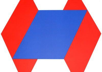 Bob Bonies - Compo rood/blauw 2