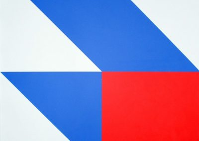Bob Bonies - Comp. rood/blauw 1