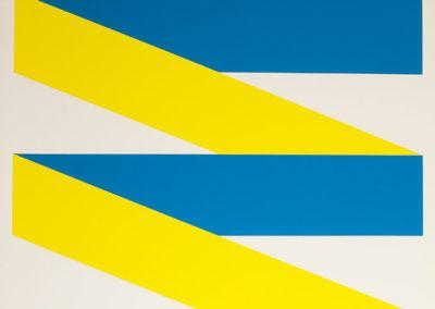 Bob Bonies - Compo geel/blauw