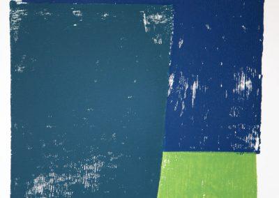 Henk van Rooy. Kleurvlakken 1.