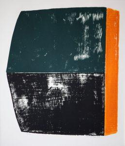 Kleurvlakken 2. Henk van Rooy.