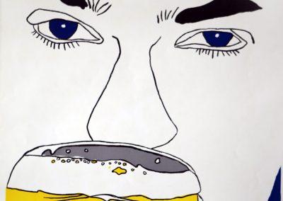 Jacob Zekveld - 'Bierdrinker'