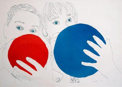 Jacob Zekveld - 'Ballon Blazen'