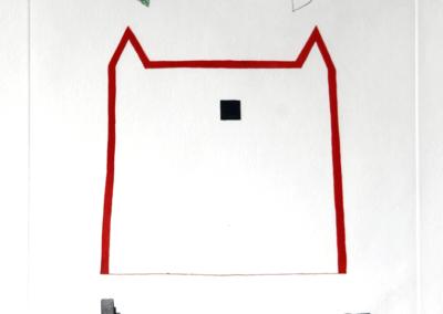 Harrie Gerritz - Het rode kasteel