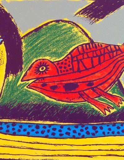 Corneille - La venue de l'oiseau