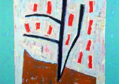 Harrie Gerritz - Rode bloesem
