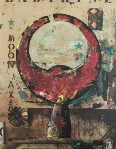 Gerti Bierenbroodspot - 'Labyrint Moon'